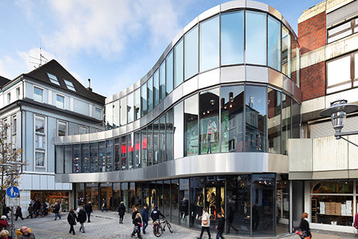 Projekte markthalle shopping center und mehr - Lohmann architekten ...